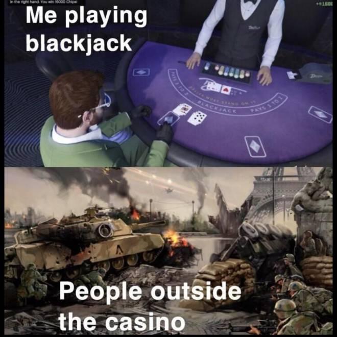 GTA: Memes - Me in GTA Servers 😂 image 1