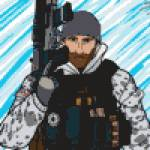 R6S pixel art