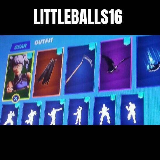 Fortnite: Battle Royale - LittleBalls16  image 1