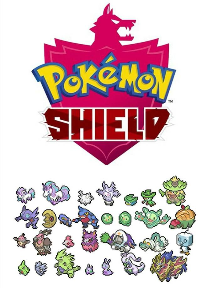 Pokemon: General - Looking for Shield exclusives image 2