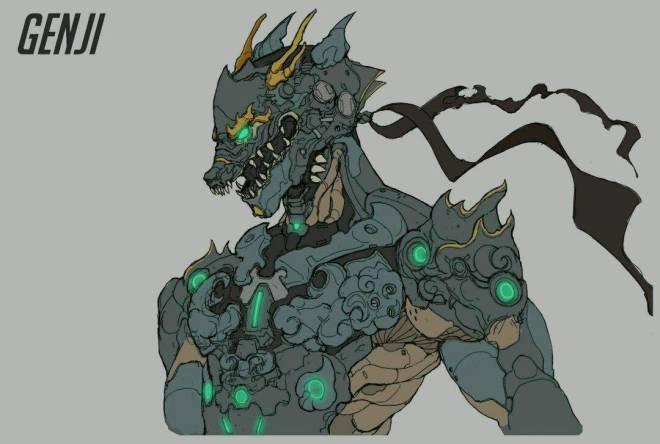 Overwatch: General - Halloween Skins image 2