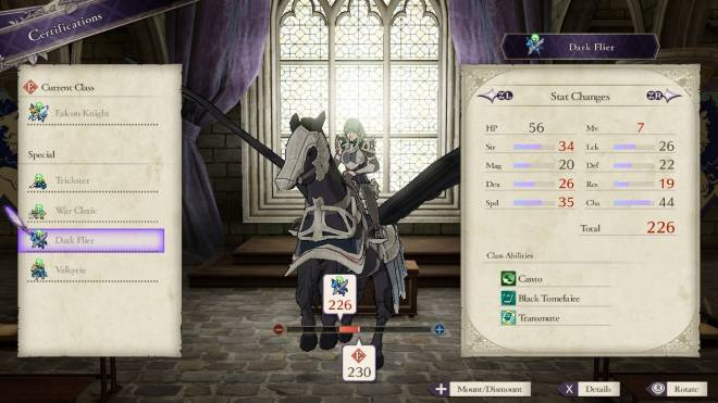 Indie Games: General - Fire Emblem: Three Houses DLC short review - Classes image 9