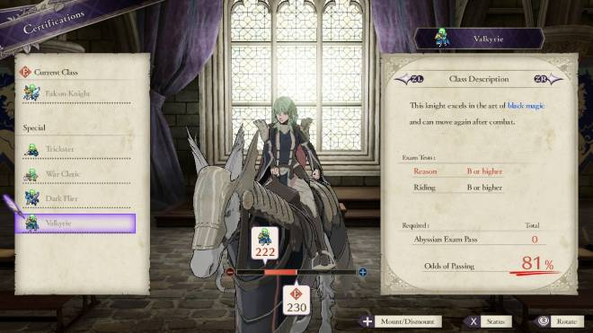 Indie Games: General - Fire Emblem: Three Houses DLC short review - Classes image 11