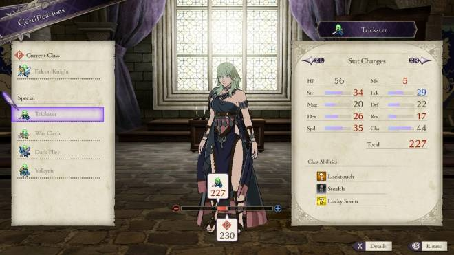 Indie Games: General - Fire Emblem: Three Houses DLC short review - Classes image 3