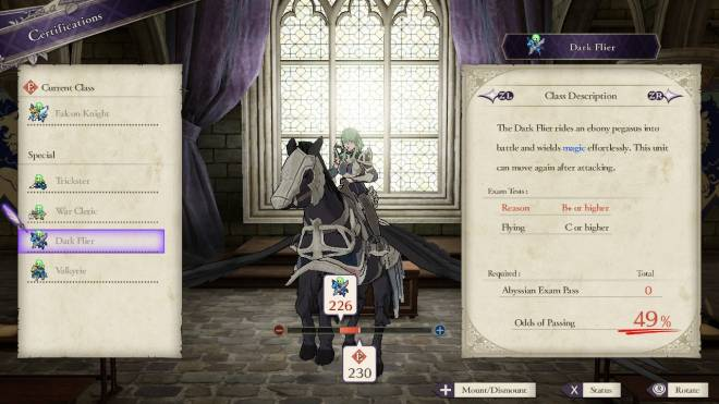 Indie Games: General - Fire Emblem: Three Houses DLC short review - Classes image 8