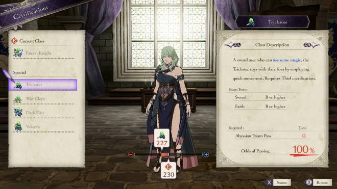 Indie Games: General - Fire Emblem: Three Houses DLC short review - Classes image 2