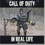 That one guy in call of duty