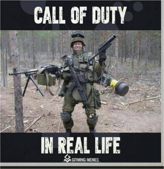 Call of Duty: Memes - That one guy in call of duty image 1