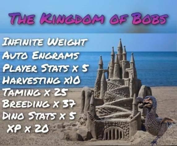 ARK: Survival Evolved: General - The kingdom of bobs  image 1