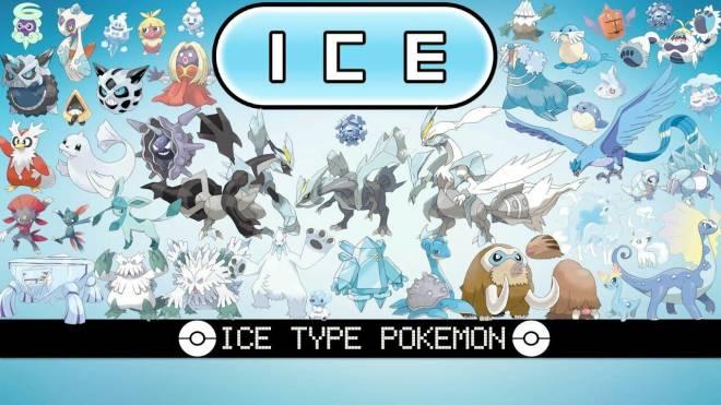 Pokemon: General - What's you favourite ice type pokemon image 1
