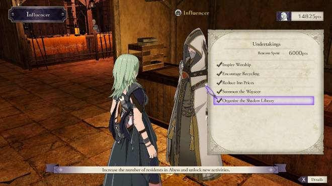 Indie Games: General - Fire Emblem: Three Houses DLC short review - Abyss facilities and rewards image 2