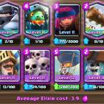 Deck that carried me to Master