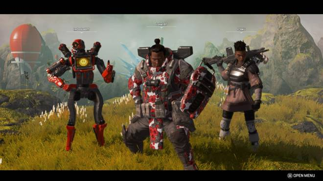 Apex Legends: General - Got my first win playing Gibraltar for the first time. image 2