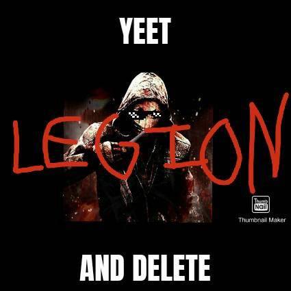 Dead by Daylight: General - Legion  image 1