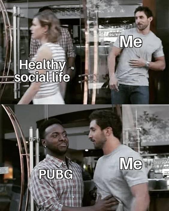 PUBG: Memes - Let me go.. image 1
