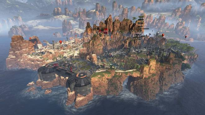 Apex Legends: General - Fan's Favorite maps is returning for Limited Time! image 1
