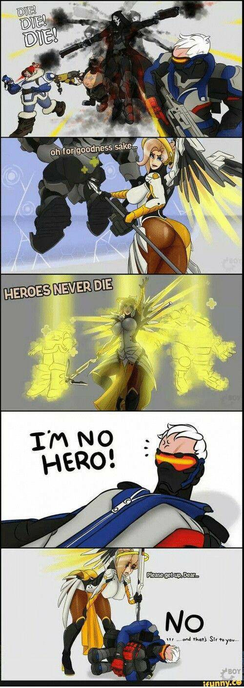 Overwatch: Memes - All The Memes image 9