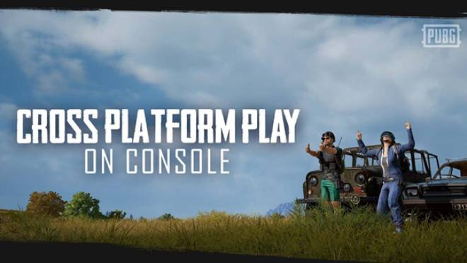 PUBG: General - Cross Platform Play is Enable Between PS4 and Xbox One image 1