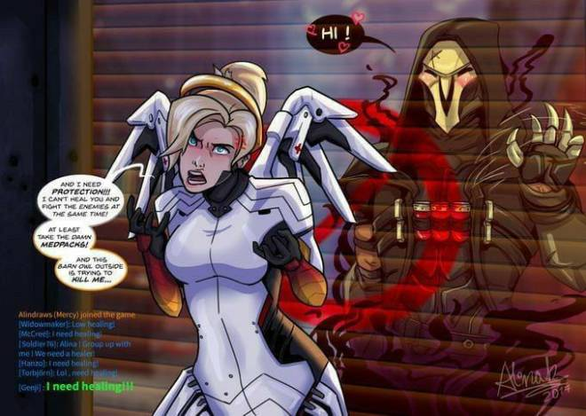 Overwatch: Memes - All The Memes image 29
