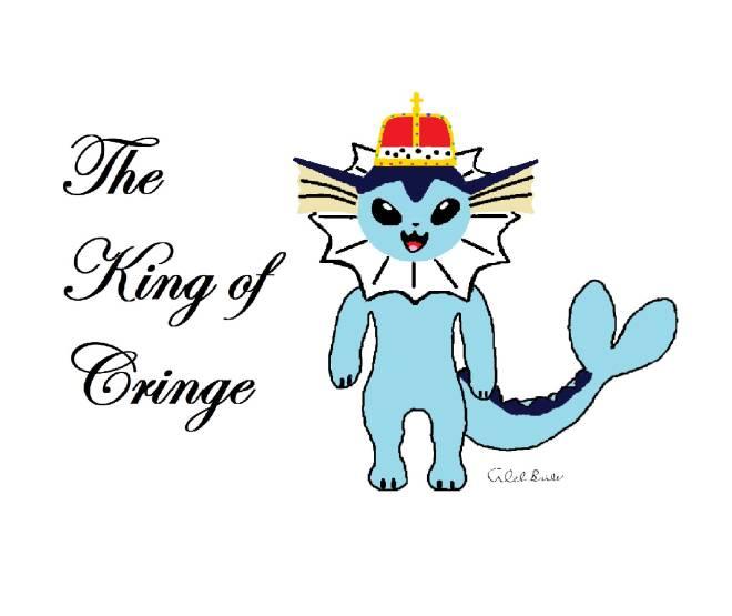 "Pokemon: General - ""The King of Cringe"" image 1"