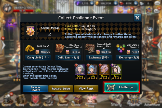 Ceres M: ★ events - Ceres M February 5th Week Event!  image 12