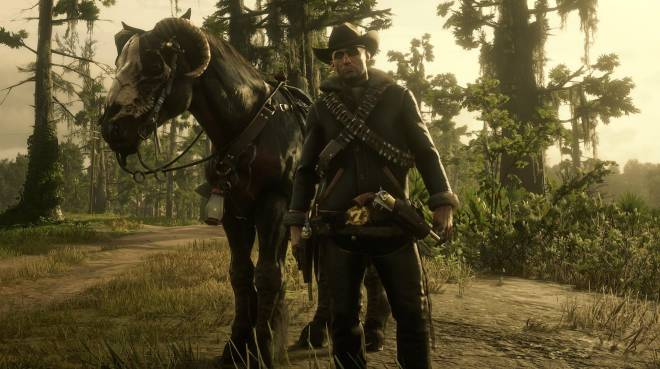 Red Dead Redemption: Looking for Group - Gang Invitation - The BlackSmoke Gang 💲♠💲 image 3