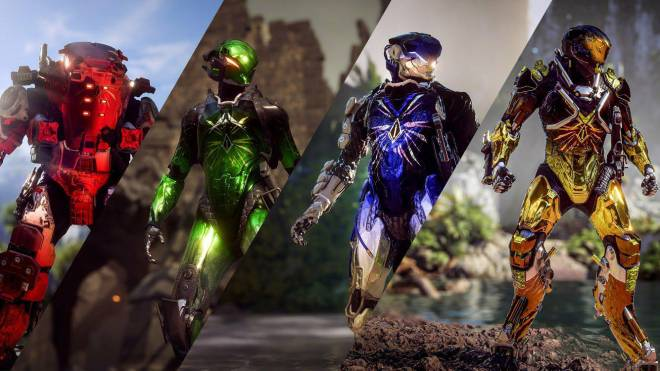 Anthem: General - Thoughts on the Anniversary Wraps? image 2