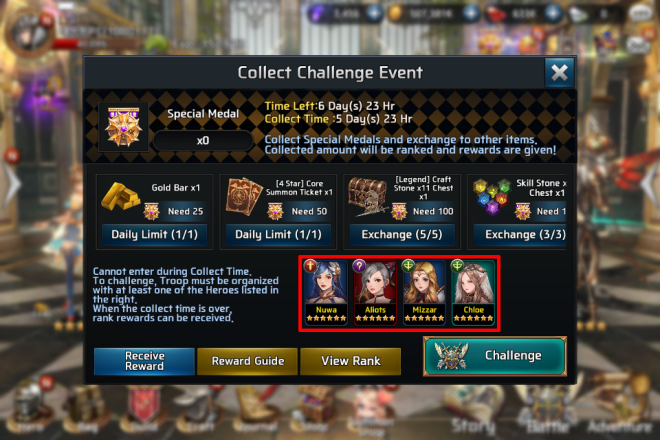 Ceres M: ★ events - Ceres M March 1th Week Event!  image 6