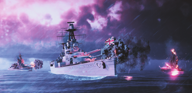 Warship Fleet Command: Notice - [DONE] Maintenance for Mar. 11 update image 1