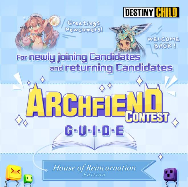 DESTINY CHILD: GUIDE - Beginner's Guide to House of Reincarnation image 1