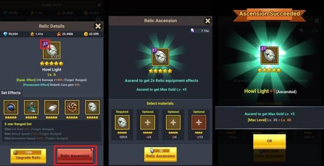 60 Seconds Hero: Idle RPG: Notices - Update Notice 3/10(Tue) (UTC-7) image 7