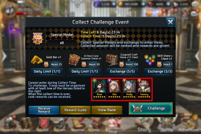Ceres M: ★ events - Ceres M March 2nd Week Event!  image 10