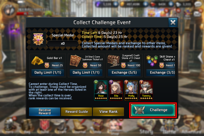 Ceres M: ★ events - Ceres M March 2nd Week Event!  image 12