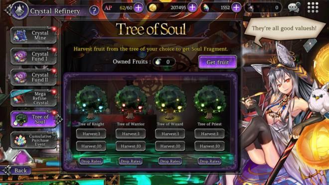 Castle Bane: Contents Guide - Tree of Soul image 2