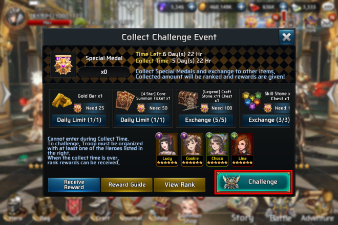 Ceres M: ★ events - Ceres M March 3rd Week Event!  image 12