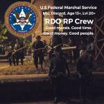 Join the U.S. Marshals!