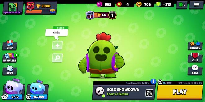 Brawl Stars: General - Just got him today I was so happy when I got him , it was worth the wait image 1
