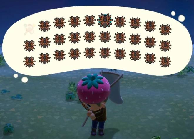 Animal Crossing: Posts - [Tip] Need Bells? Try this Artificial Tarantula Island! image 15