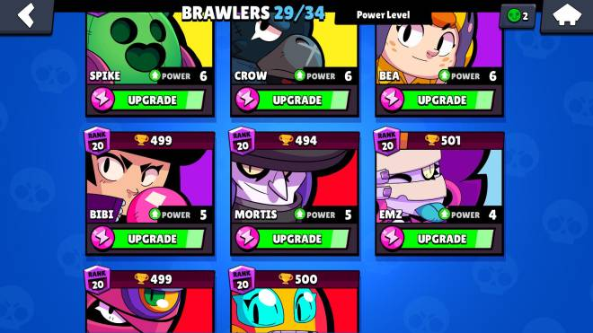 Brawl Stars: General - I am selling brawl stars acc for 5 dollars (only paypal) . image 1