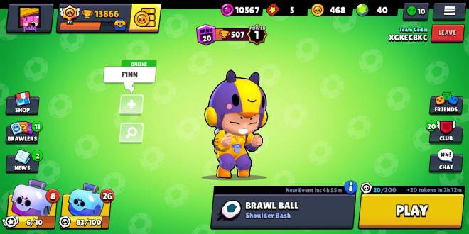 Brawl Stars: General - Rank 20 level 1 challenge send me yours ✔️ image 2