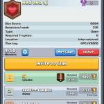 Join clan for war