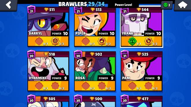 Brawl Stars: General - I am selling brawl stars acc for 5 dollars (only paypal) . image 3