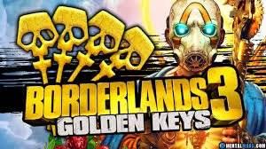 Borderlands: General - Borderlands 3  Golden Keys Code! image 1