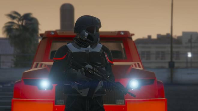 GTA: Promotions - Old Guns Mercenary Company image 8