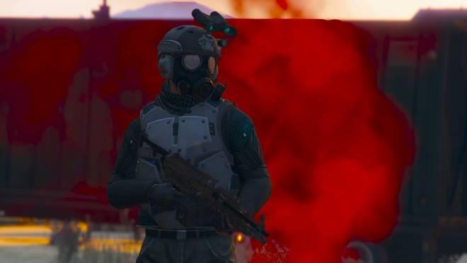 GTA: Promotions - Old Guns Mercenary Company image 7