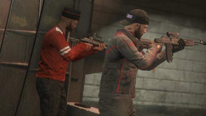 GTA: Promotions - Old Guns Mercenary Company image 6