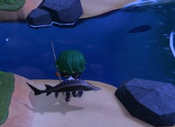 Animal Crossing: Posts - [Tip] Wanna find a Stringfish? Let's find rare fishes fast and easily image 8