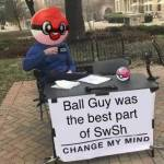 You know I'm right