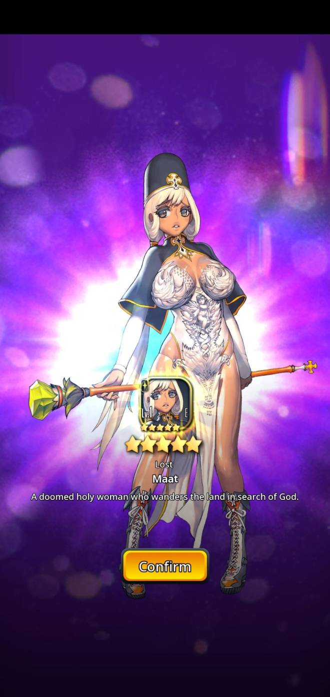 DESTINY CHILD: FORUM - Apparently you can get Maat from a world boss clear reward.  image 2