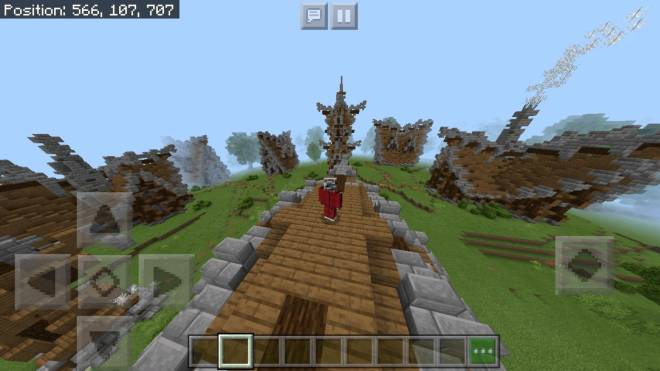 Minecraft: Promotions - Firing up my Survival World! [ not a realm bc i have no money ;( ] image 4